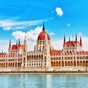 Wochenende in Ungarn: 3 Tage Budapest im 4* Hotel nur 40€