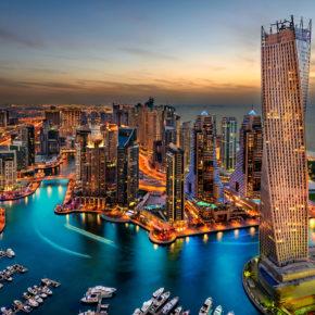 Luxuriöses Dubai: 5 Tage im TOP 5* Hotel mit Frühstück, Flug & Transfer nur 397€