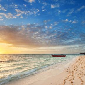 Bora Bora, Fidschi & mehr: 121 Tage Weltreise an Bord der Columbus mit Vollpension & Extras um 10.428€