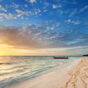 Bora Bora, Fidschi & mehr: 121 Tage Weltreise an Bord der Columbus mit Vollpension & Extras um 10.429€