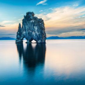 Langes Wochenende in Island: 4 Tage nahe der Blue Lagoon mit TOP Hotel & Flug um 151€