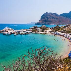 Mai: 7 Tage Rhodos im 4* Hotel mit All Inclusive, Flug & Transfer nur 375€