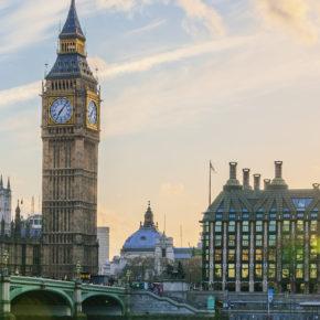 Kurztrip nach London: 3 Tage mit Unterkunft im Zentrum & Flug nur 68€