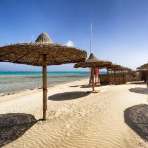 All Inclusive in Hurghada: 7 Tage im TOP 5* Hotel mit Flug & Transfer nur 387€