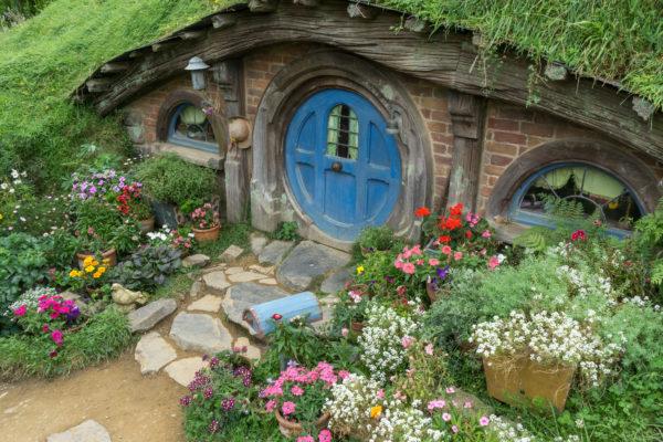 Neuseeland Hobbiton