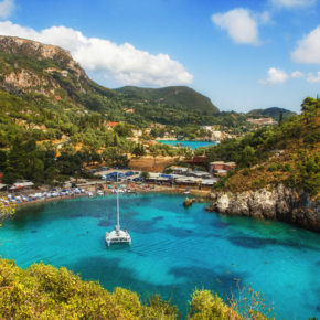 Korfu: 10 Tage Griechenland mit TOP 3* Hotel & Flug für 86€
