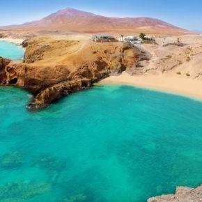 Kanaren Schnäppchen: 8 Tage Lanzarote mit Flug & Unterkunft für 160€