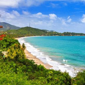 Puerto Rico: Hin- und Rückflüge nach San Juan nur 389€