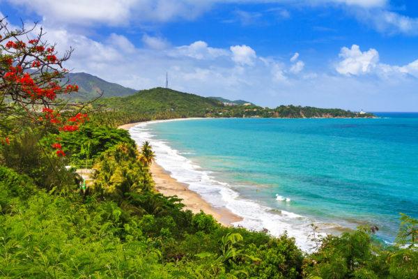 Puerto Rico Meer Landschaft