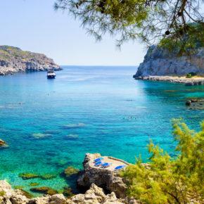 Griechenland: 7 Tage Rhodos im 3* Hotel mit All Inclusive, Flug & Transfer nur 284€
