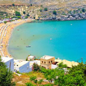 Griechenland: 11 Tage auf Rhodos mit 3* Hotel & Flug nur 190€