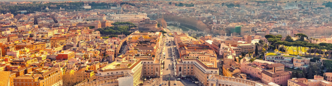 Rom-Flüge: One-way in die italienische Hauptstadt um 8€