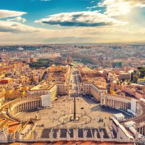 Kurztrip nach Rom: 3 Tage im 3* Hotel mit Flug nur 54€