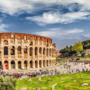 Kurztrip Bella Italia: 3 Tage Rom mit zentraler Unterkunft & Flug nur 66€