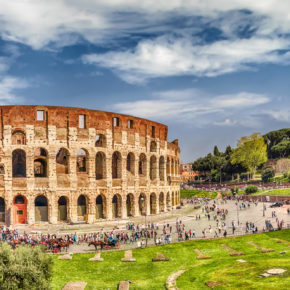 Rom Tagestrip: Hin- & Rückflug nur 29€