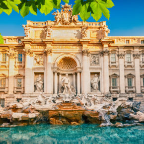 Wochenende in Rom: 3 Tage im zentralen Hotel inkl. Frühstück & Flug nur 81€