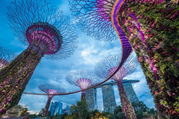 Singapur Stadt