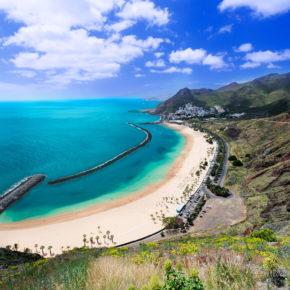 Last Minute nach Teneriffa: 7 Tage mit TOP 4* Hotel, Halbpension, Flug & Transfer nur 564€