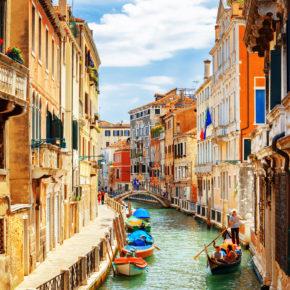 Venedig Städtetrip: 2 Tage im zentralen TOP 4* Hotel inkl. Frühstück ab 40€