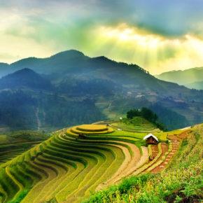 18 Tage Vietnam: Hin- & Rückflüge nach Hanoi mit Gepäck nur 356€
