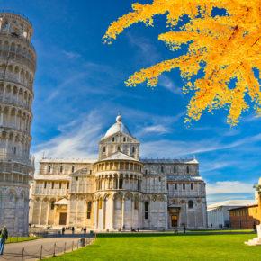 Fly & Drive im Juni: 15 Tage Italien mit Flug & Mietwagen nur 75€