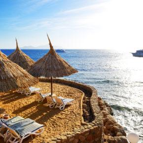 Luxus: 7 Tage Ägypten im TOP 5* Resort mit All Inclusive, Flug & Transfer nur 381€