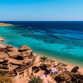 Luxus in Ägypten: 7 Tage im TOP 5* AWARD Hotel mit All Inclusive, Flug & Transfer nur 394€