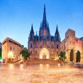 Neueröffnung Barcelona: 3 Tage in zentralem 3* Hotel mit Flug nur 95€