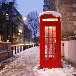 Winter-Tagestrip nach London mit Hin- & Rückflug nur 29€