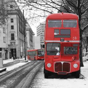 Winter-Wochenende in London: 3 Tage mit 4* Hotel & Flug nur 66€