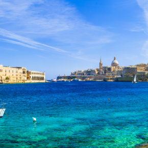 Malta: 6 Tage im 4* Hotel inkl. Pool & Flug nur 94€