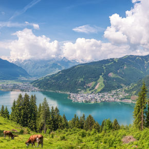 24h: Neueröffnung im Salzburger Land -3 Tage im eigenen Chalet mit Saunanutzung & Extras ab 119€