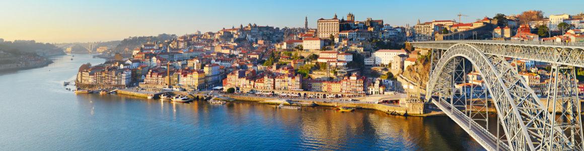 Kurztrip: 3 Tage Porto mit zentraler Unterkunft & Flug nur 87€