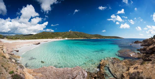 Sardinien Meer Blau