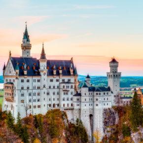 Schloss Neuschwanstein: 3 Tage im 3* Hotel mit Frühstück, Wellness & Schloss-Eintritt ab 89€