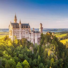 Wochenendtrip zum Schloss Neuschwanstein: 2 Tage mit TOP Unterkunft für 36€