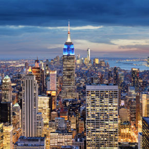 Bin dann mal weg: 21 Tage New York, Miami und Bahamas-Kreuzfahrt inklusive Flügen nur 841€