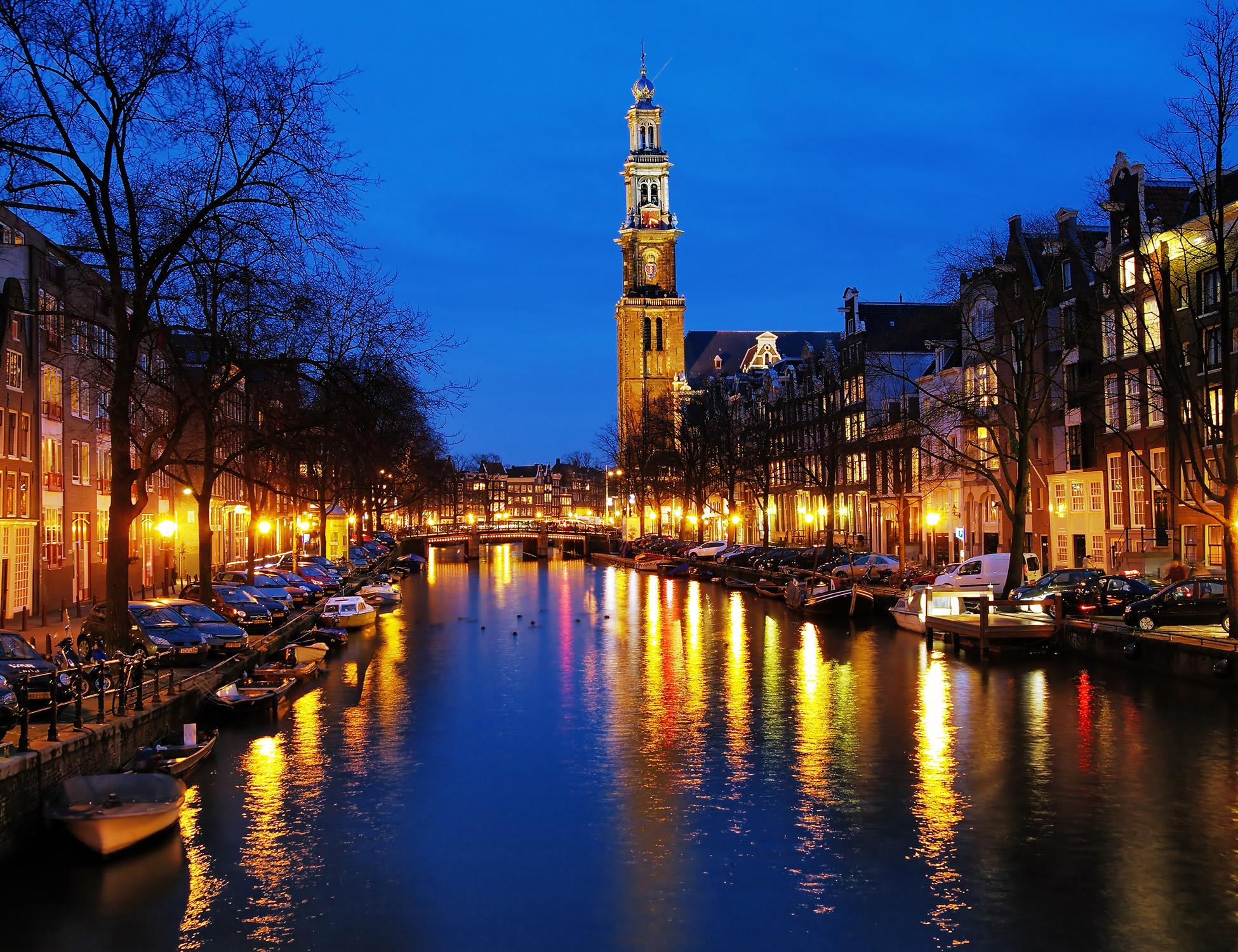 4 Tage Amsterdam
