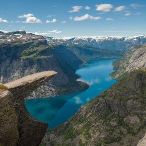 Norwegen: Hin- und Rückflüge nach Bergen nur 60€