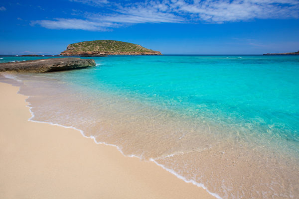 Ibiza Traumstrand