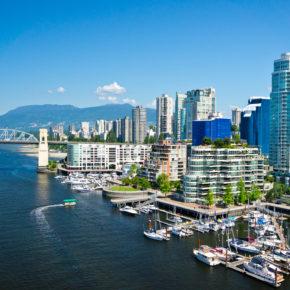 Super günstige Flüge nach Vancouver hin & zurück nur 328€