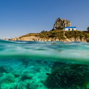 Griechenland im Juli: 7 Tage Kos im TOP 4* Hotel mit All Inclusive, Flug, Transfer & Zug nur 356€