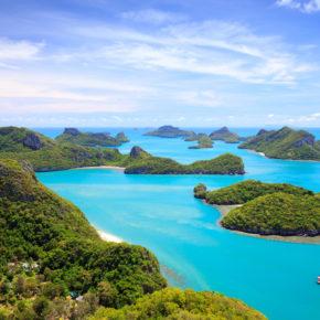 Thailand ruft: 11 Tage auf Koh Samui mit fancy Villa, Privatpool & Flug nur 560€