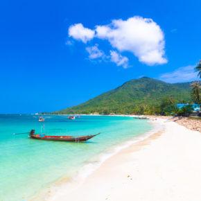 Thailand Inselhopping: 16 Tage auf Koh Tao & Koh Phangan mit Unterkunft & Flug nur 396€