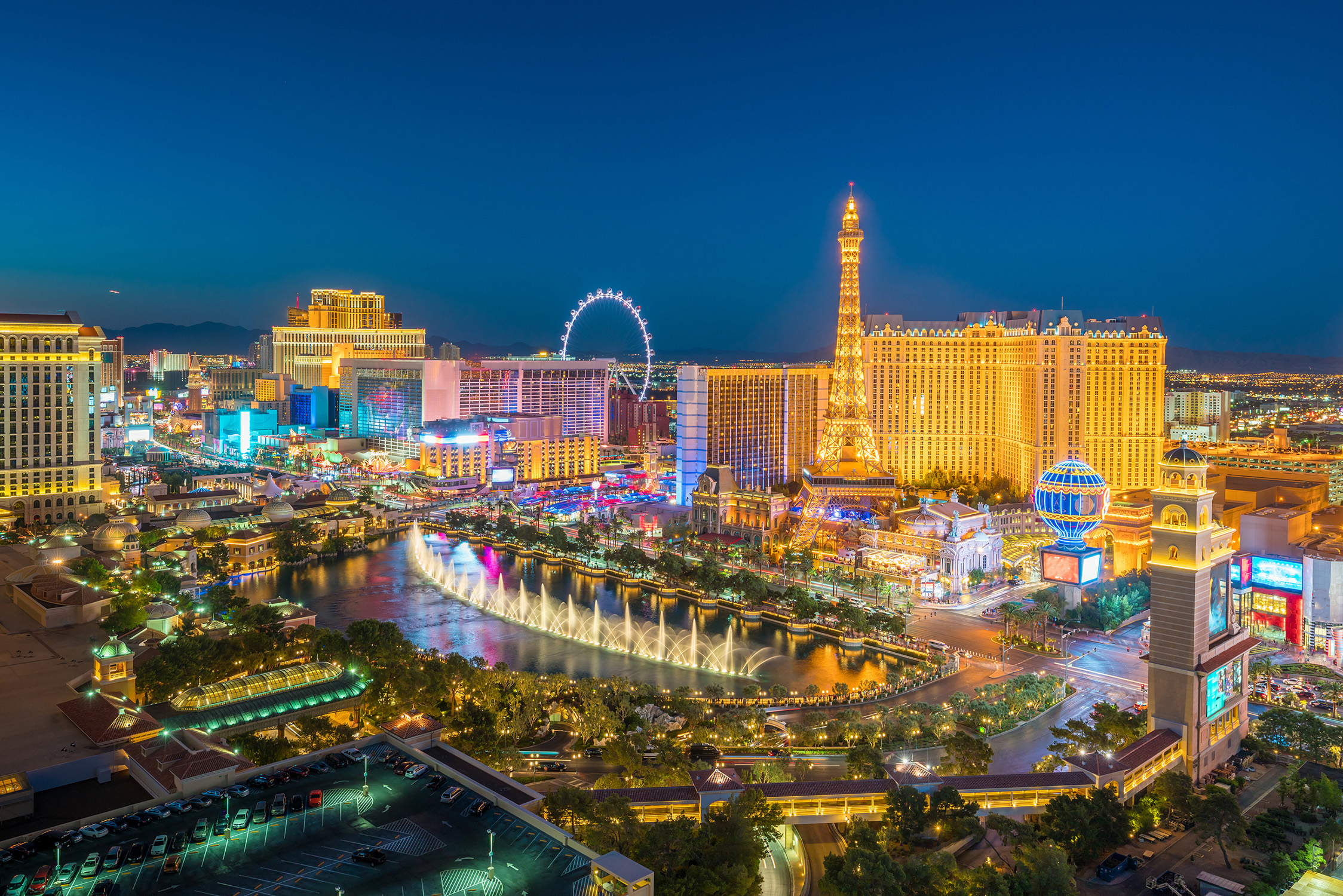 Las Vegas Flug Hotel