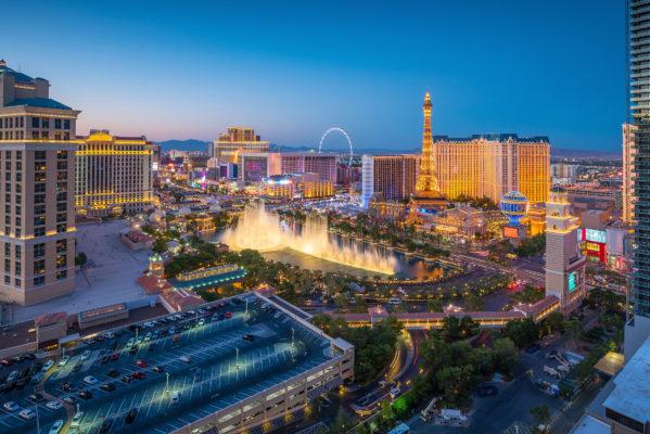GГјnstiger Flug Nach Las Vegas