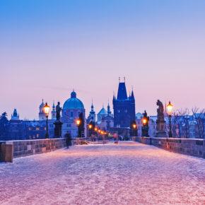 Exklusiver Prag Hotelgutschein: 2 Tage in einem A&O Hotel inkl. Frühstück nur 14,99€