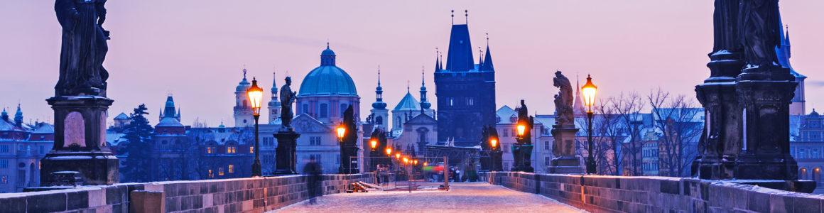 Die Stadt des Bieres: 2 Tage Prag im guten 4* Hotel mit Frühstück & WLAN nur 14€
