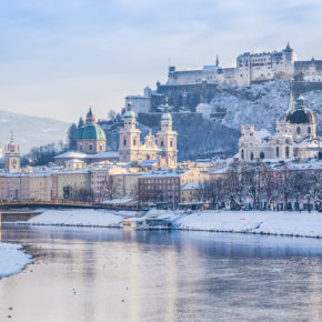Nur heute! Wellness im Salzburger Land: 3 Tage im TOP 4* Hotel mit Frühstück & Extras ab 69€