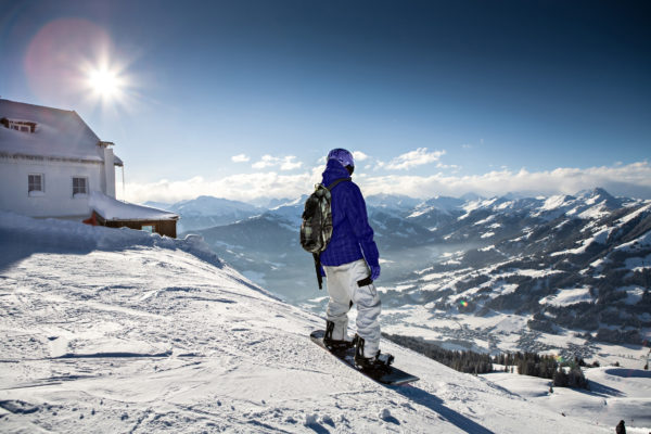 Skigebiet Wilder Kaiser